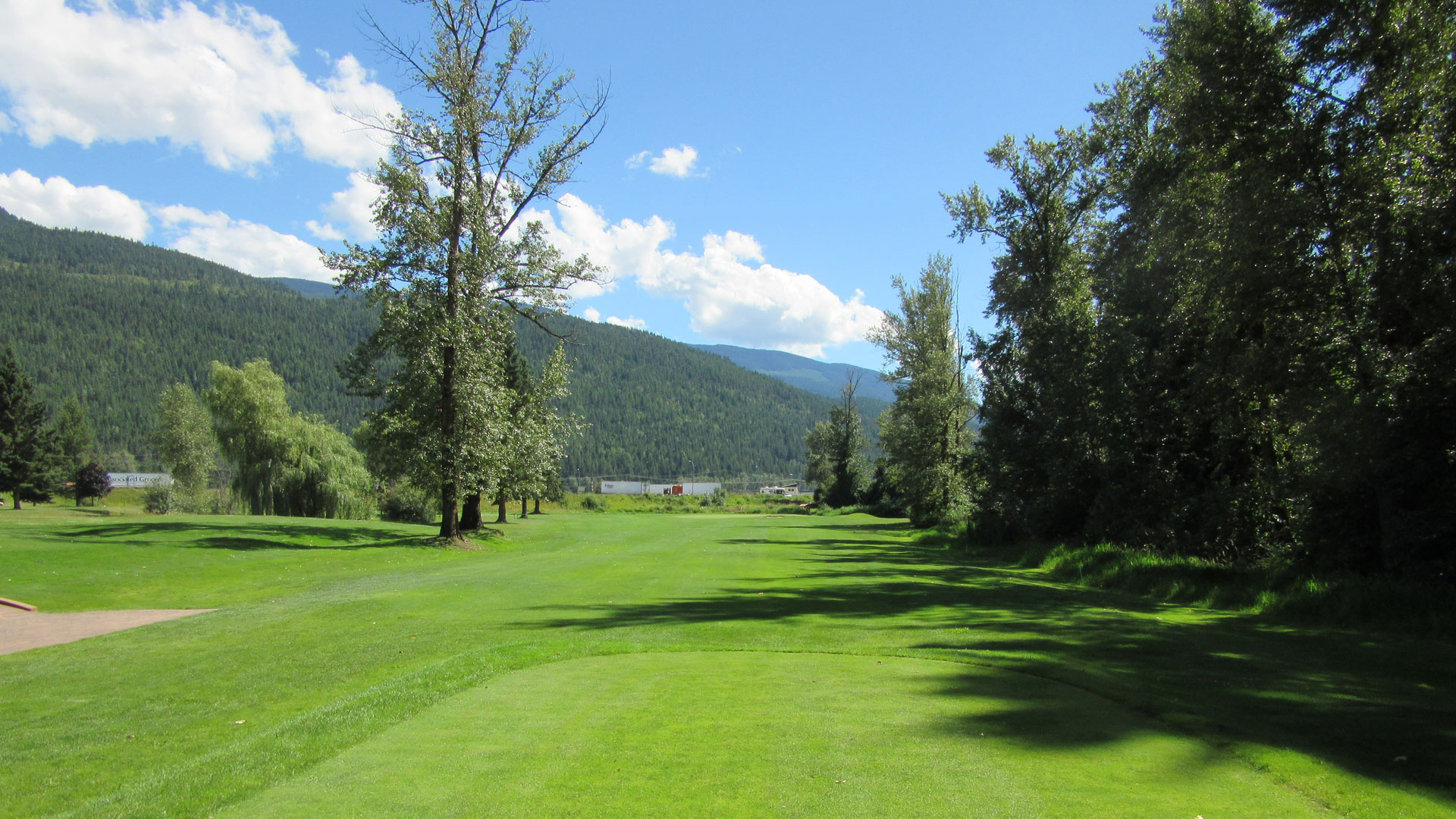 Eagle River Golf - Hole 8 Tee